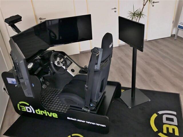 1. 3D-Drive-Fahrsimulator